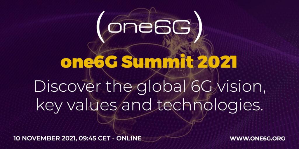 one6G Summit 2021